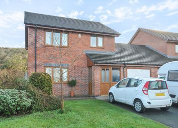 Thumbnail 3 bed link-detached house for sale in Maple Ridge Close, Llandrindod Wells, Powys