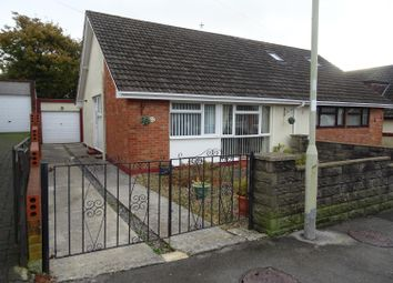 Thumbnail 3 bed semi-detached house for sale in Alyson Way, Pencoed, Bridgend