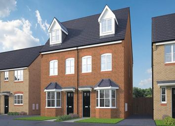 Thumbnail 4 bed terraced house for sale in Vincent Court, Stevenage