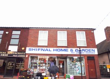 Thumbnail 2 bed flat to rent in Bradford Street, Shifnal, Shropshire