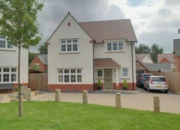 Thumbnail 4 bed detached house for sale in Norchard Gardens, Whitecroft, Lydney