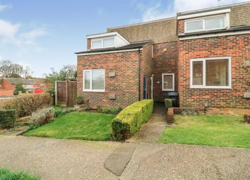Thumbnail 2 bed end terrace house for sale in Woodcroft, Harlow