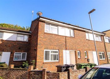 Thumbnail 3 bed end terrace house for sale in Howlett Close, St. Leonards-On-Sea, East Sussex