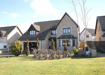 Thumbnail 4 bed detached house for sale in Birnie Road, Elgin