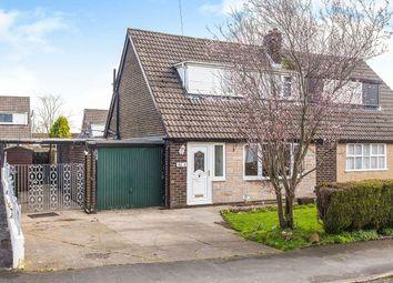 Thumbnail 3 bed semi-detached house for sale in Hacking Drive, Longridge, Preston