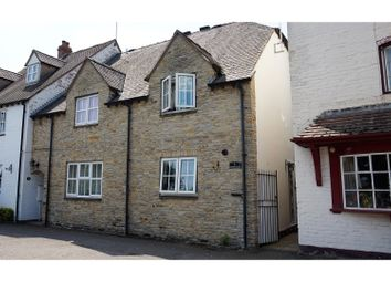 Thumbnail 2 bed terraced house for sale in Ashwin Court, Bretforton