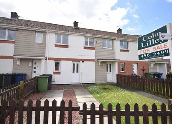 Thumbnail 2 bedroom terraced house for sale in Boswell Avenue, South Shields