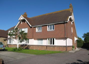 Thumbnail 2 bedroom flat for sale in Manwood Road, Sandwich