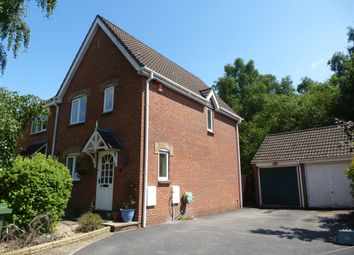 Thumbnail 3 bed semi-detached house for sale in Mosaic Close, Southampton
