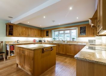Thumbnail 5 bed detached house for sale in Andover Road, Newbury, West Berkshire