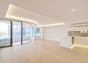 Thumbnail 3 bedroom flat to rent in Corniche, 23 Albert Embankment, London