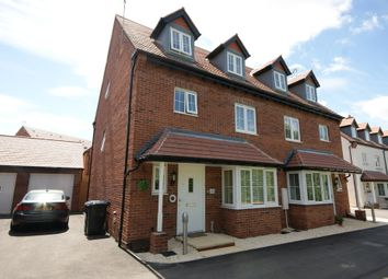 Thumbnail 4 bedroom semi-detached house to rent in Deers Leap, Bishopton, Stratford Upon Avon