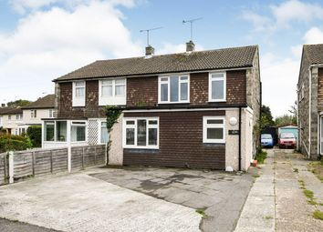 3 bed semi-detached house for sale in Camborne Close, Springfield, Chelmsford CM1