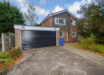 Thumbnail 4 bed detached house to rent in Sergeants Lane, Whitefield, Manchester