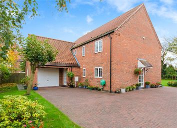 Thumbnail 4 bed detached house for sale in High Street, Collingham, Newark