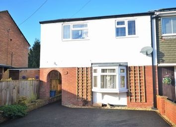 Thumbnail 3 bed end terrace house for sale in The Walronds, Tiverton