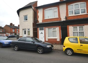 Thumbnail 2 bedroom end terrace house to rent in Tudor Road, Leicester