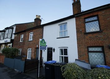 Thumbnail 4 bed terraced house for sale in St. Judes Road, Englefield Green, Egham