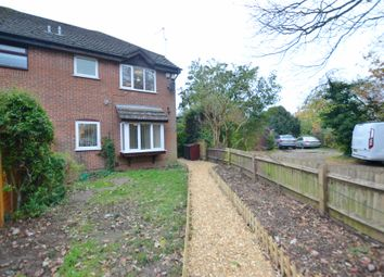 Thumbnail 1 bed semi-detached house to rent in Victoria Mews, Parkside Road, Reading