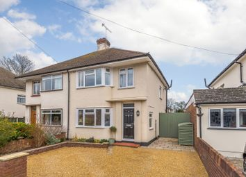 Thumbnail 3 bed semi-detached house for sale in Birchfield Close, Addlestone