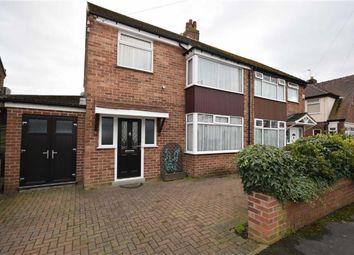Thumbnail 4 bed semi-detached house for sale in Howick Park Close, Penwortham, Penwortham, Lancashire