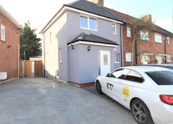 Thumbnail 3 bed semi-detached house to rent in Broad Street, Dagenham
