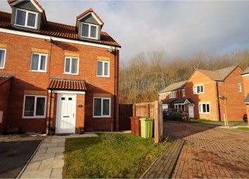 Thumbnail 3 bed end terrace house for sale in Daisy Court, South Kirkby, Pontefract