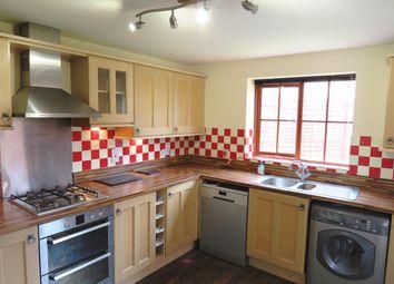 Thumbnail 4 bedroom terraced house to rent in Babylon Grove, Westcroft, Milton Keynes