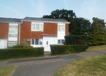 Thumbnail 3 bed end terrace house to rent in Downland Drive, Crawley