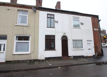 Thumbnail 2 bed terraced house for sale in Grove Street, Leek, Staffordshire
