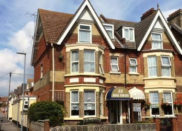 Thumbnail Hotel/guest house for sale in Abbotsbury Road, Weymouth