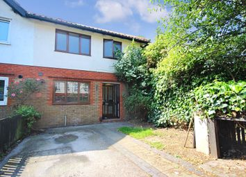Thumbnail 3 bed end terrace house to rent in Minerva Close, London