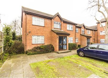 Thumbnail 1 bed flat for sale in 26A Fernleigh Close, Croydon