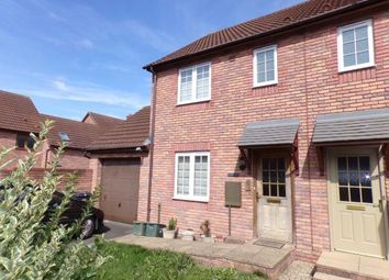 Thumbnail 2 bed end terrace house for sale in Buttercup Crescent, Weston-Super-Mare