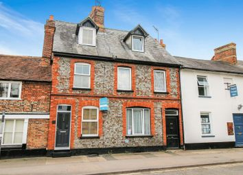 Thumbnail 3 bed terraced house for sale in Belmont Mews, Upper High Street, Thame