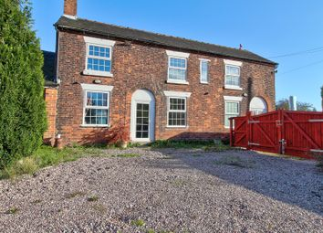 Thumbnail 3 bed detached house for sale in Hassall Green, Sandbach