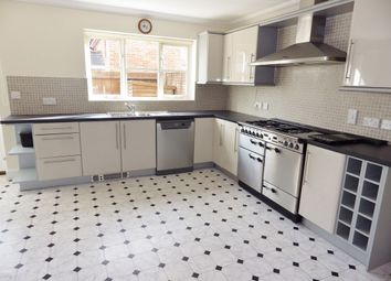 Thumbnail 4 bedroom town house for sale in Kilderkin Way, Norwich