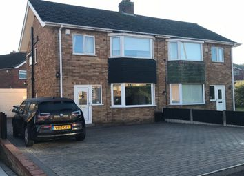 Thumbnail 3 bed semi-detached house for sale in Edwin Avenue, Chesterfield