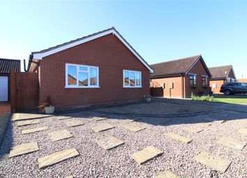 Thumbnail 2 bed detached bungalow for sale in Emerald Close, Kesgrave, Ipswich