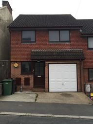 Thumbnail 3 bed semi-detached house to rent in Ashburnham Road, Hastings, East Sussex