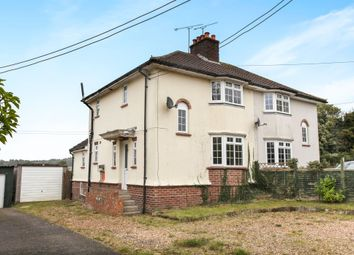 Thumbnail 2 bed semi-detached house for sale in Bulford Road, Shipton Bellinger, Tidworth