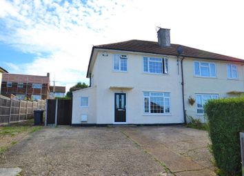 Thumbnail 3 bed semi-detached house to rent in Sullivan Way, Elstree, Borehamwood
