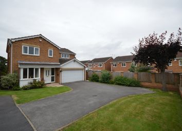 Thumbnail 4 bed detached house for sale in Kingfisher Close, Durkar, Wakefield
