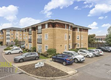 Thumbnail 2 bed flat for sale in Woodgate Court, Stafford Avenue, Hornchurch