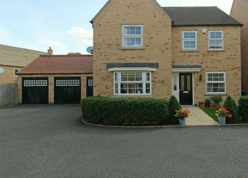 Thumbnail 3 bed detached house for sale in Paynes Field, Barnack, Stamford