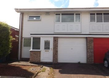 Thumbnail 3 bed semi-detached house to rent in Dale Close, West Bridgford, Nottingham