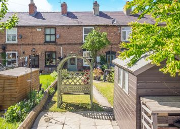 Thumbnail 2 bed terraced house for sale in Long Row, Shardlow, Derby