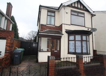 3 bed detached house for sale in All Saints Way, West Bromwich, West Midlands B71