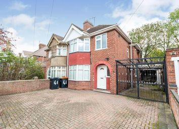 Thumbnail 3 bed semi-detached house for sale in Chestnut Avenue, Bedford, Bedfordshire