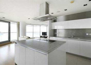 Thumbnail 3 bed flat to rent in New Providence Wharf, Fairmont Avenue, London
